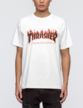 Thrasher Flame T-shirt (JP VERSION) Picture