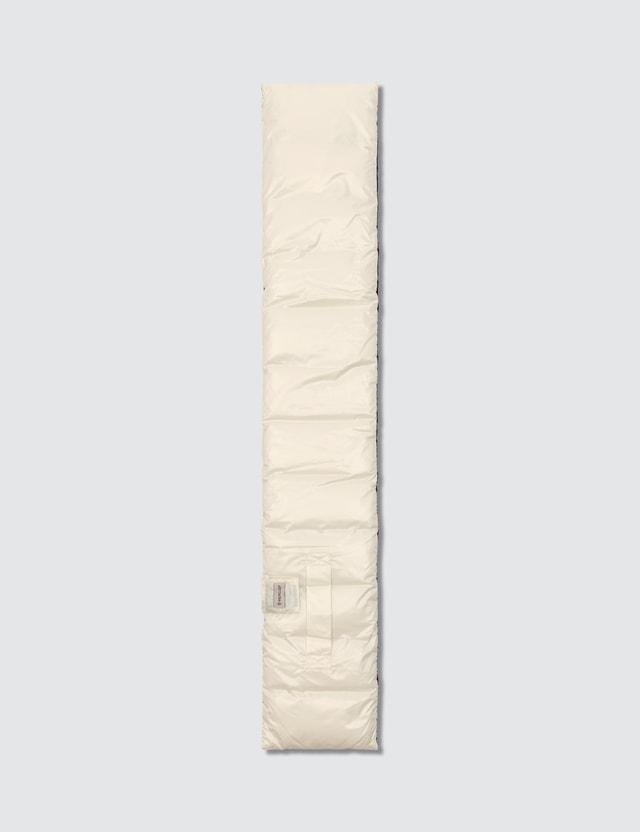 Moncler Nylon Down Scarf