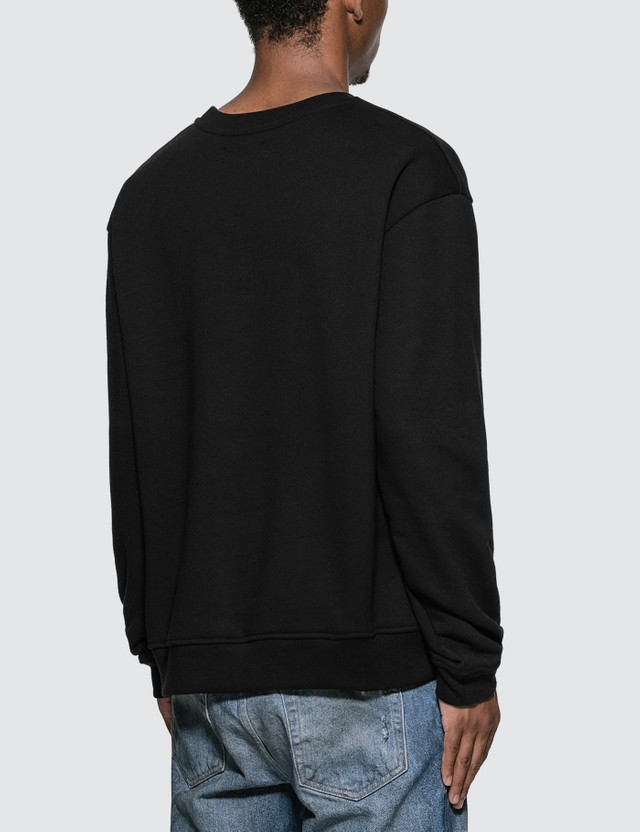 424 Logo Sweatshirt Black Men