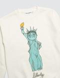 Mini Rodini Liberty Sp Sweatshirt