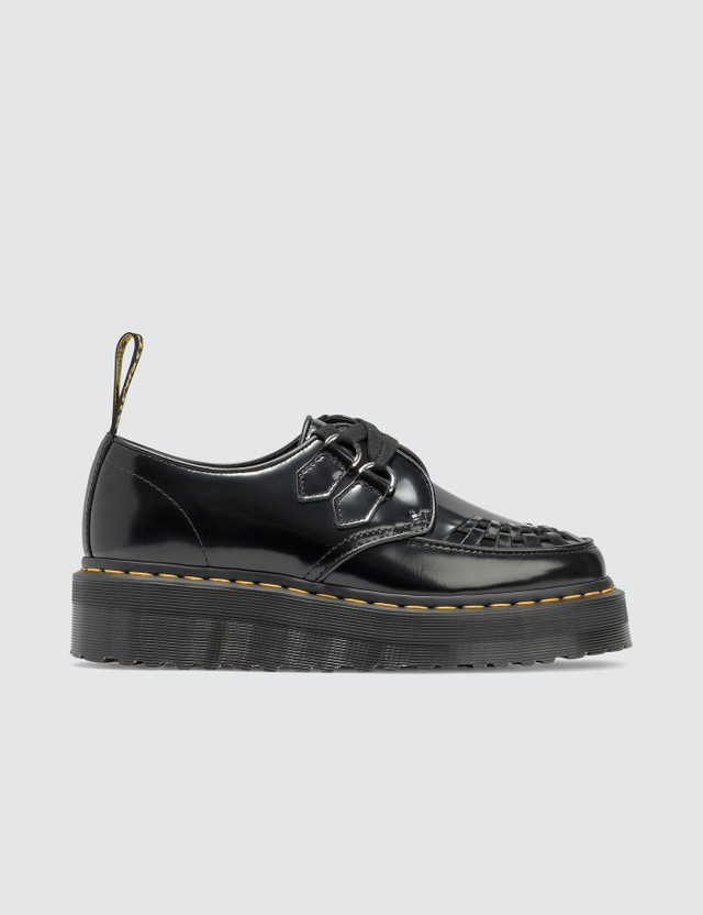 Dr. Martens Sidney Creeper Quad Platform Shoes
