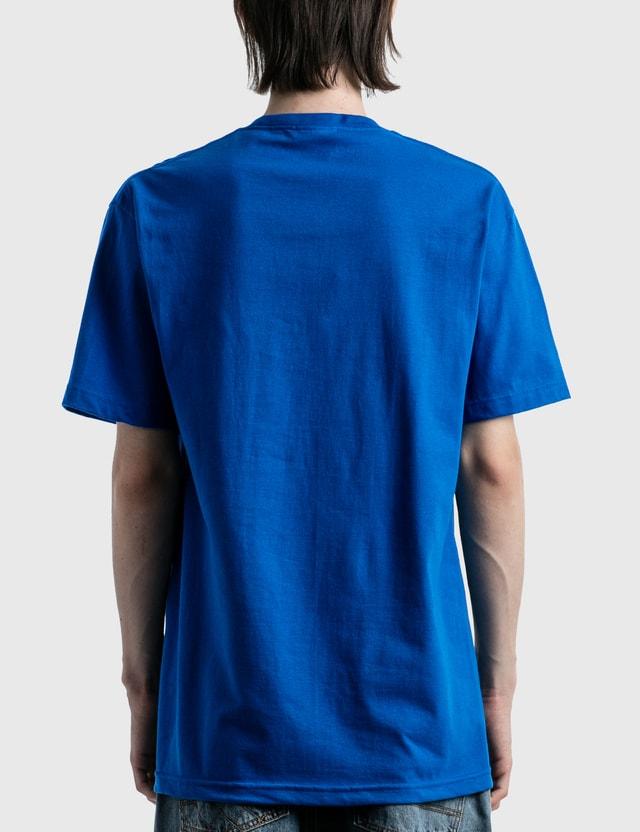 Saintwoods Family T-shirt Blue Men