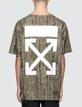 Off-White Real Camou S/S Over T-Shirt