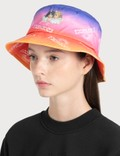 Fiorucci Sunset Print Bucket Hat Multi Women