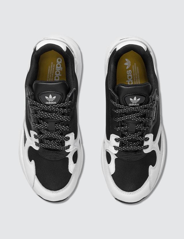 Adidas Originals Falcon Trail W Core Black/ftwr White/night Met. Women