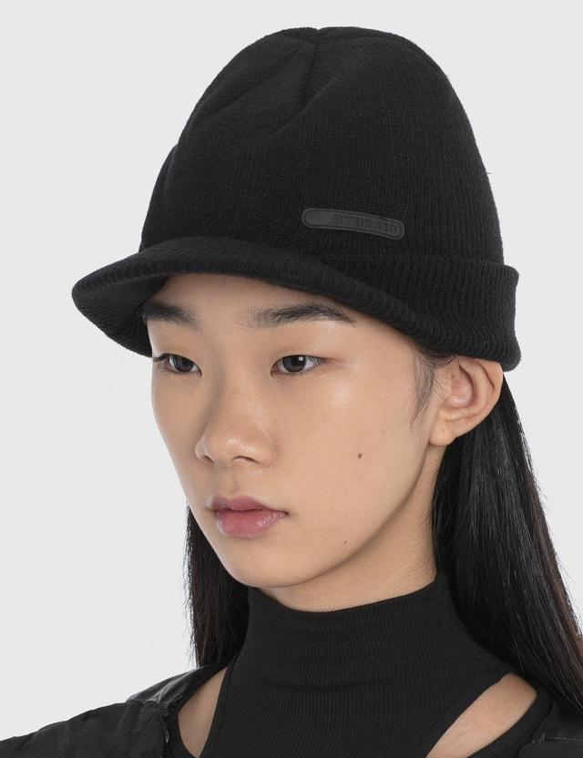 Hyein Seo Beanie Cap Black Women