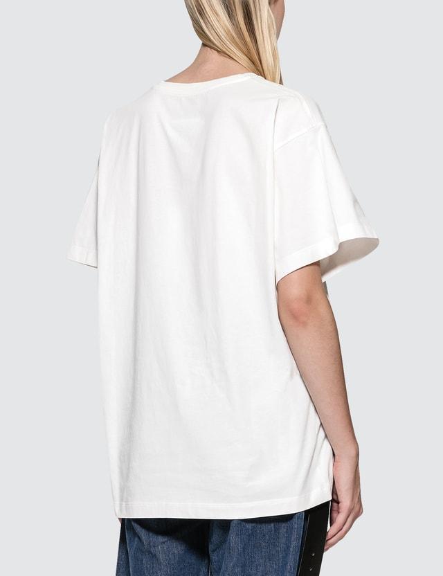 MM6 Maison Margiela Under Construction Short Sleeve T-Shirt