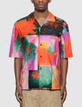 Acne Studios Abstract Botanical Print Shirt 사진