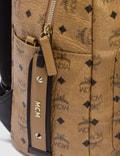 MCM Stark Backpack with Nylon Straps