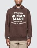 Human Made Hooded Sweatshirt Picture