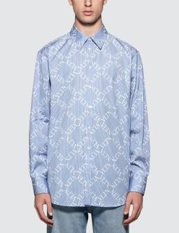 Valentino Monogram Shirt
