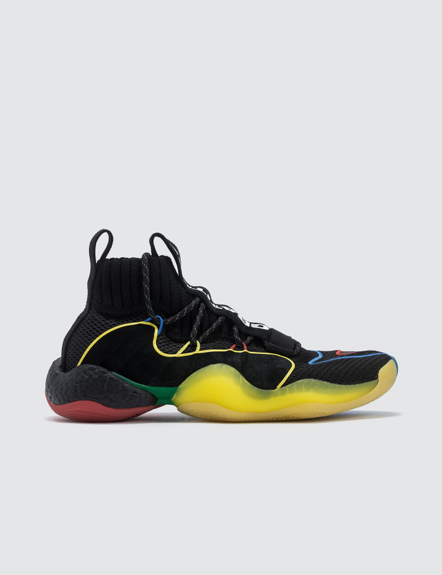 Adidas Originals Pharrell Williams x Adidas Crazy BYW LVL X