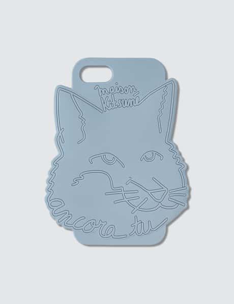 메종 키츠네 Maison Kitsune 3D Ancora Tu IPhone 8 Case