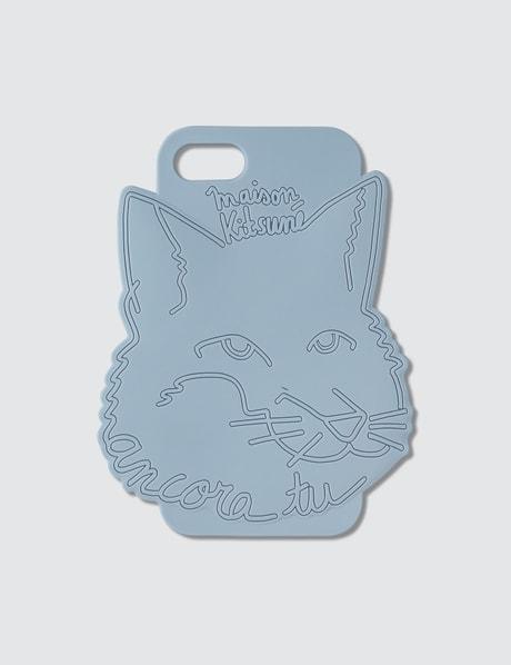 메종 키츠네 3D 아이폰8 케이스 Maison Kitsune 3D Ancora Tu IPhone 8 Case