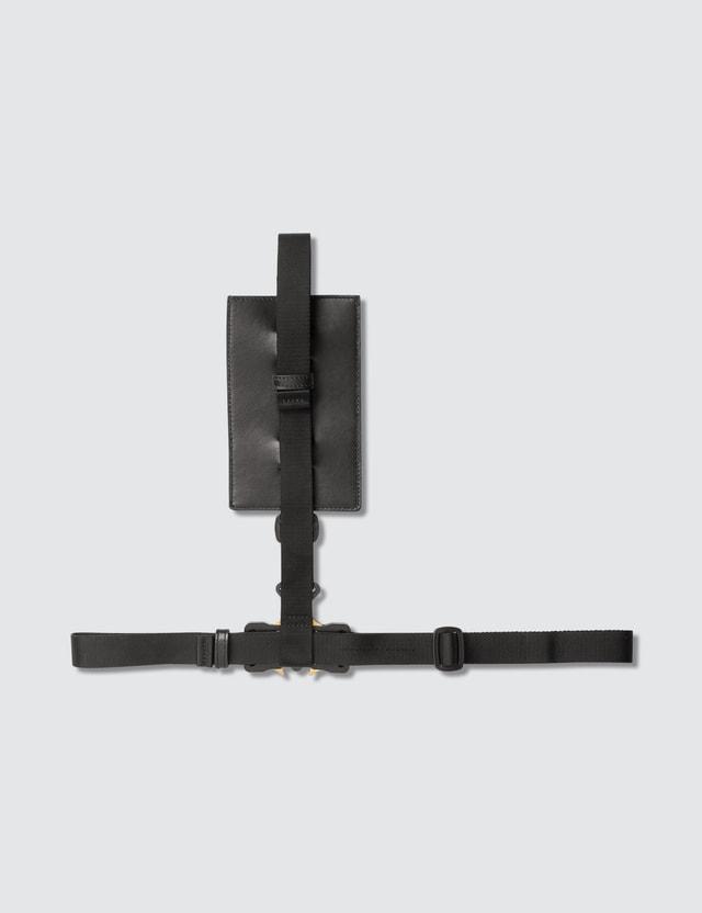 1017 ALYX 9SM Tri-buckle Chest Belt