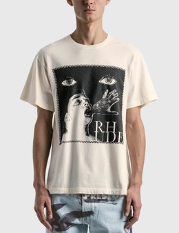Rhude Post Stamp T-shirt
