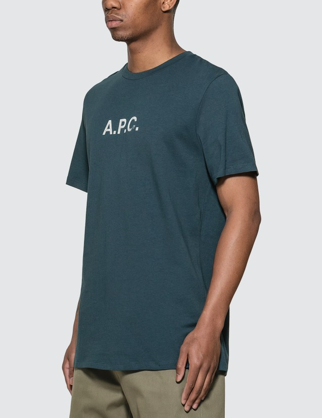 A.P.C. Stamp Logo T-Shirt