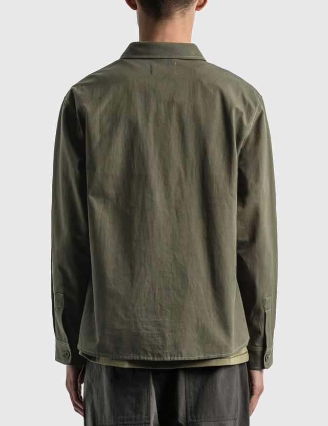 Satta Tundra Shirt Washed Charcoal Men