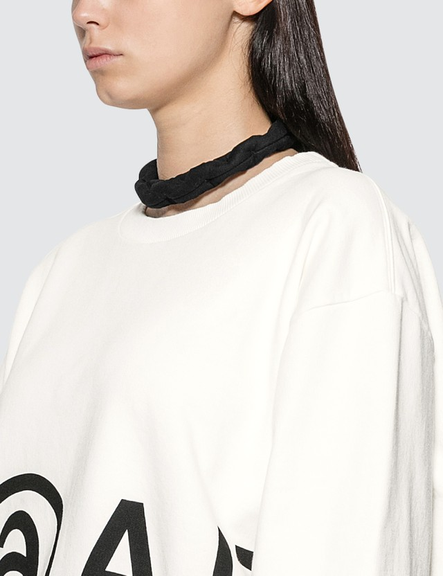 MM6 Maison Margiela Padded Chain Choker