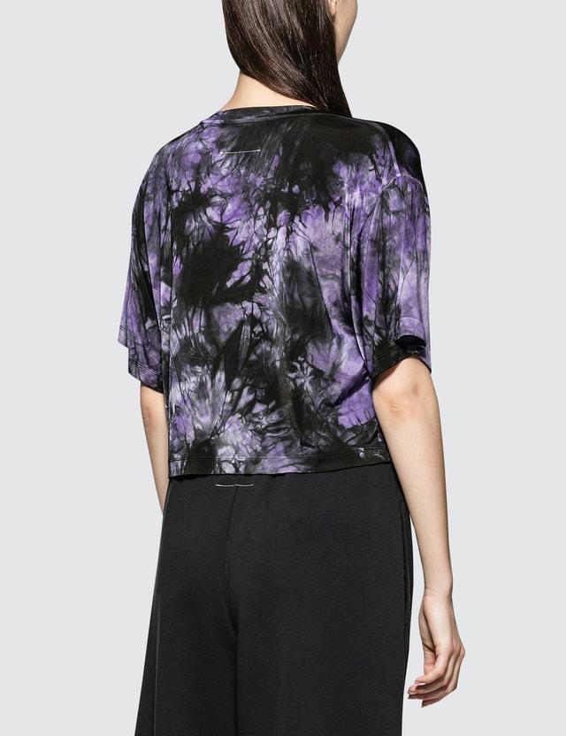 MM6 Maison Margiela Tie Dyed Short Sleeve
