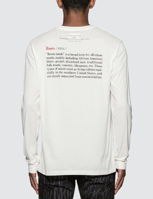 Takahiromiyashita Thesoloist Roots Long Sleeve T-Shirt