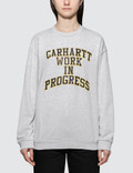 Carhartt Work In Progress W' Wip Division Sweatshirt Picutre