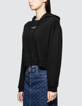Stella McCartney Hooded Jumper Black Women