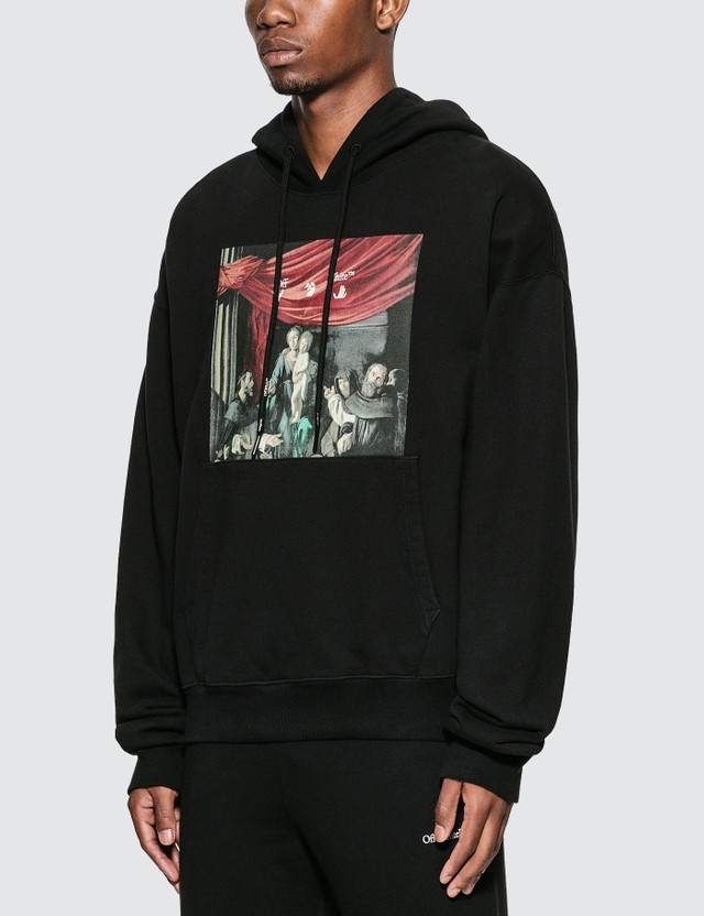 Off-White Caravaggio Painting Over Hoodie