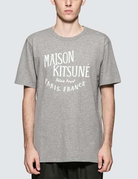 메종 키츠네 Maison Kitsune Palais Royal S/S T-Shirt