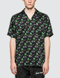 Palm Angels HBX Exclusive All Over Print Shirt Picture