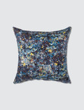 "Medicom Toy Square Cushion ""Jackson Pollock"" Picture"