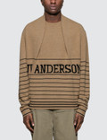 JW Anderson Logo Knitted Jumper Picture