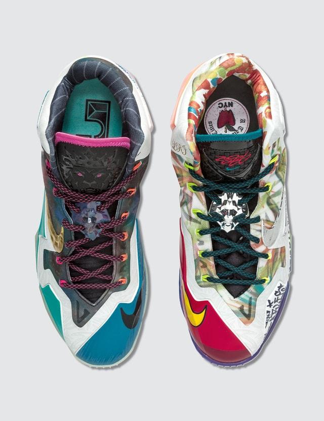 "Nike Lebron 11 Premium ""What The Lebron"""