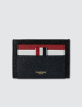 Thom Browne Double Sided Card Holder Picutre