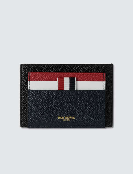 Thom Browne 톰 브라운 Double Sided Card Holder