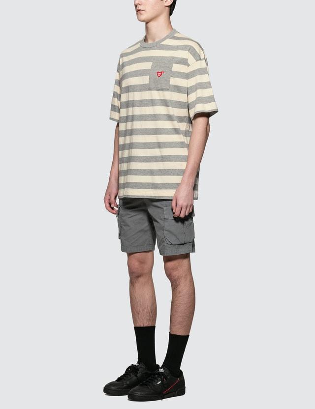 Human Made Border Pocket S/S T-Shirt