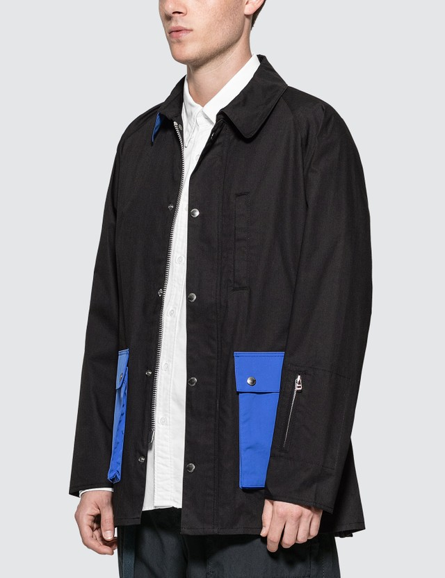 SOPHNET. Color Pocket Field Blouson