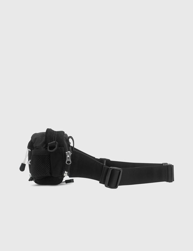Nana-nana Cordura Waist Bag Black Women