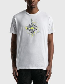 Stone Island Mable One Print Logo T-Shirt