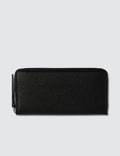 Maison Margiela Leather Zip Long Wallet Picture