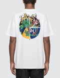 Polar Skate Co. Castle Fill Logo T-shirt Picutre