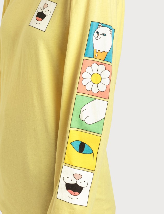 RIPNDIP Lick Me Long Sleeve T-Shirt