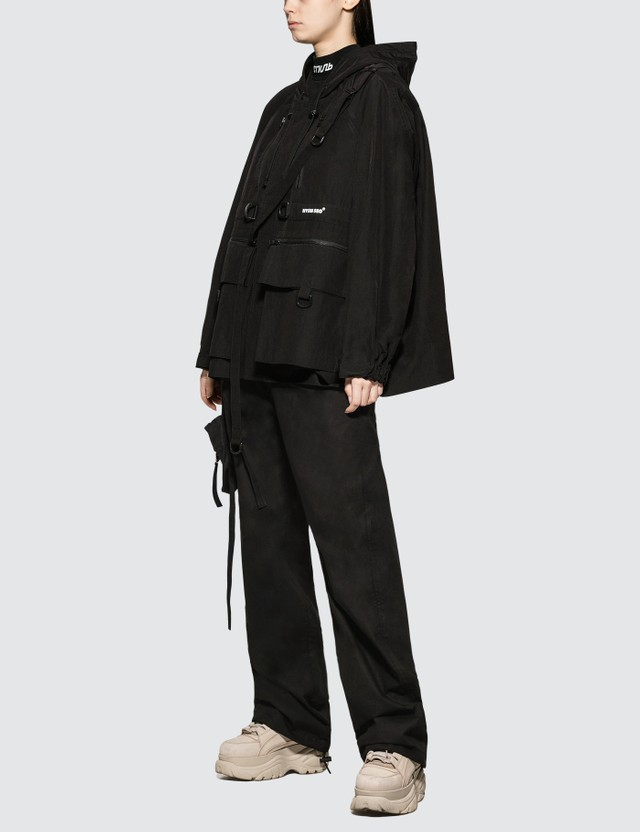 Hyein Seo Anorak with Detachable Pocket