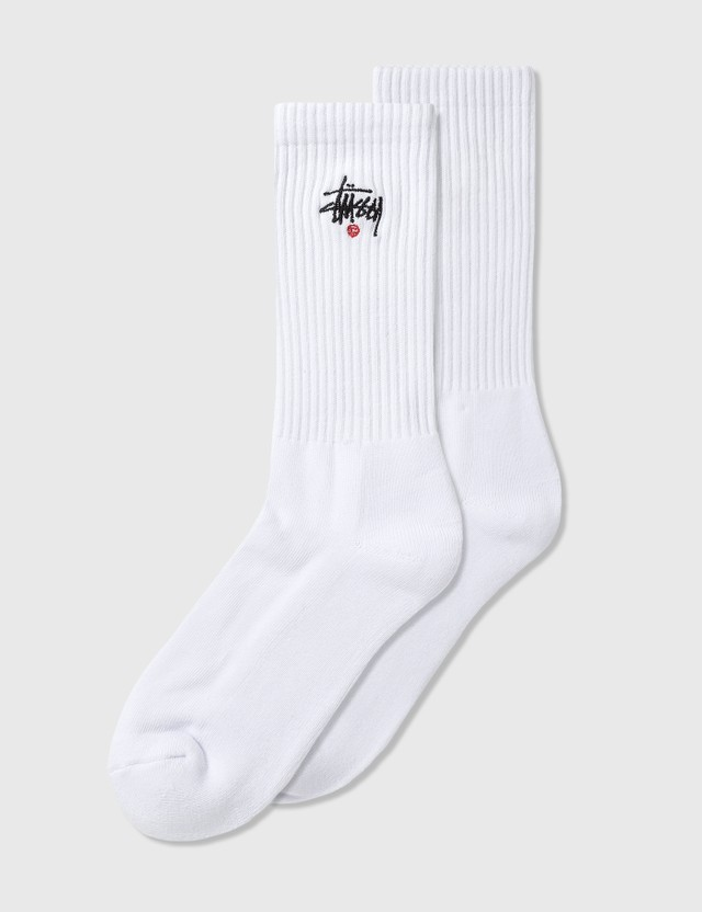 Stussy Basic Logo Crew Socks