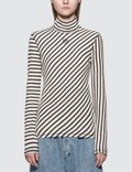 Loewe Stripe Long Sleeve T-shirt Picture