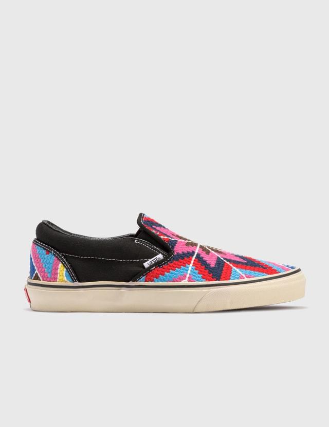 Vans Vans X Clot Tribe Sneakers Rainbow Archives