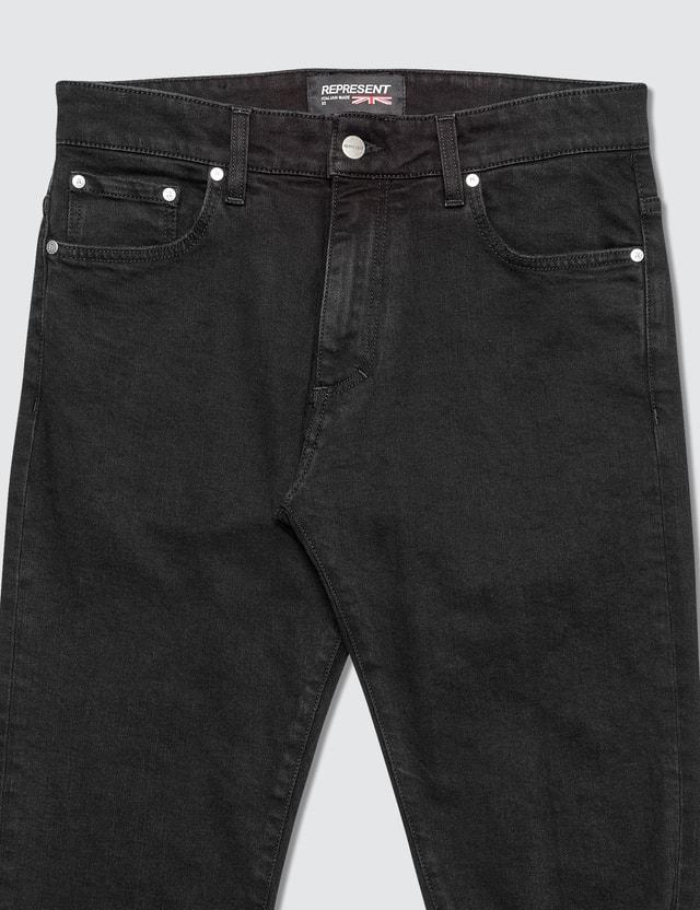 Represent Blown Knee Denim Jeans