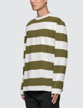 Norse Projects Johannes Wide Stripe L/S T-Shirt