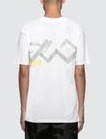 GEO Geometric S/S T-Shirt White Men