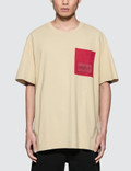 Calvin Klein Jeans Boreos Relaxed Fit Pocket S/S T-Shirt Picture